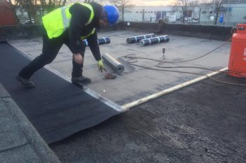 Flat Roof Overlay - The Cheapest Flat Roof Repair Option